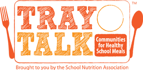 logo for Tray talk
