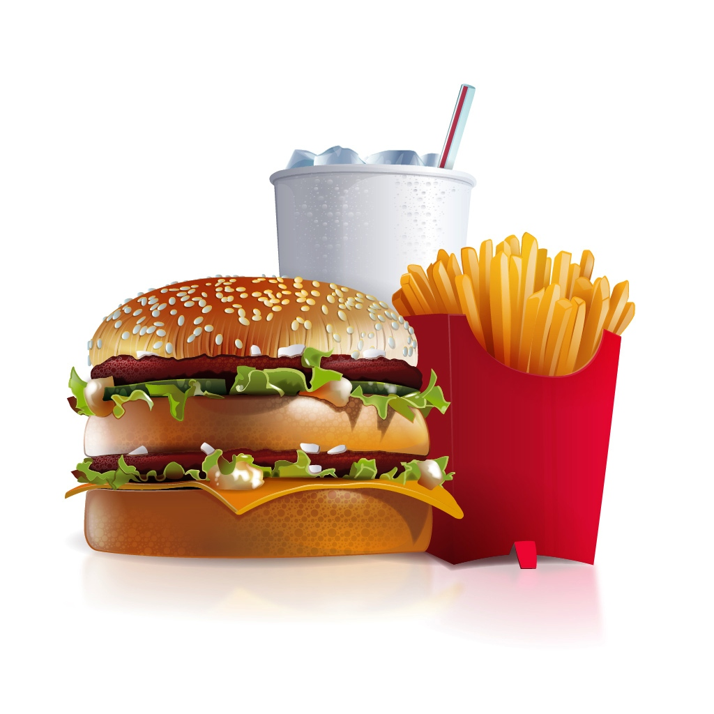 Fast Food Vs Healthy Food Calories