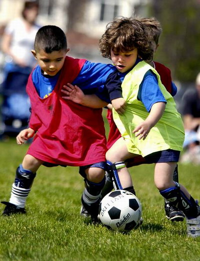 ... for more information on keeping children safe while enjoying sports