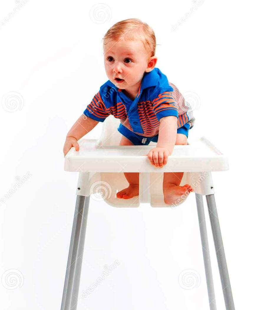 High Chair Safety