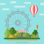 picture of Amusement Park