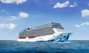image of Norwegian Bliss one of Norwegian's cruise ships