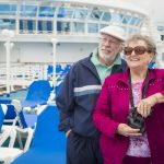 seniors enjoying cruises