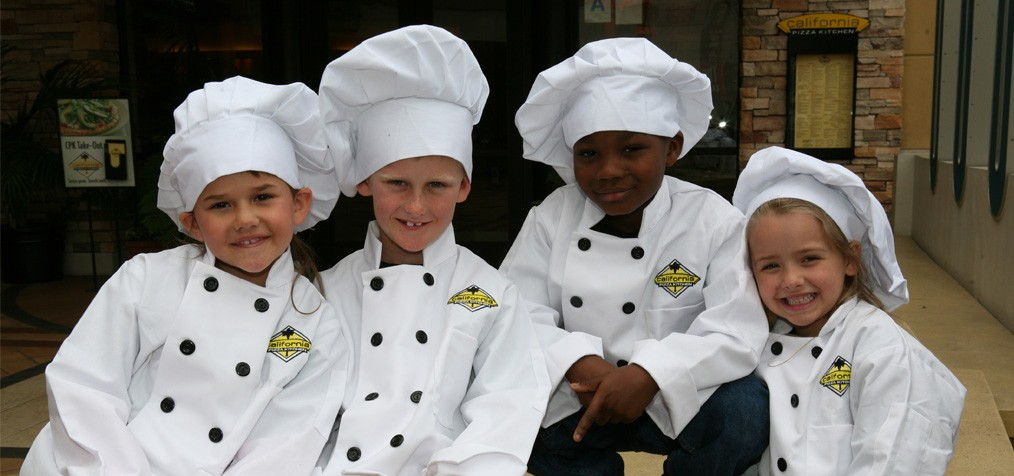Nice California Pizza Kitchen Kids Party #5: CPK Kid Chefs