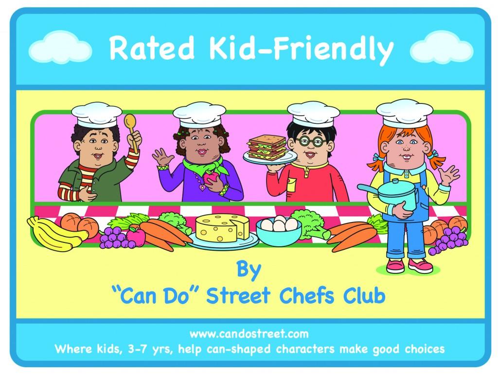 Decal logo for Kid-Friendly restaurants