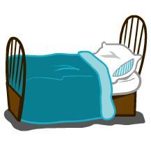 Where does your child sleep