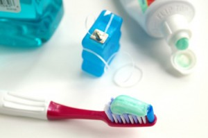 Tooth brush etc