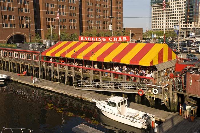 Barking Crab Restaurant Boston Ma Added To Kid Friendly